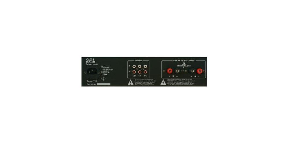 SkyTec SPL 2000MP3 Amplificador 178774
