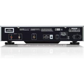 rotel cd14 conexiones panel trasero