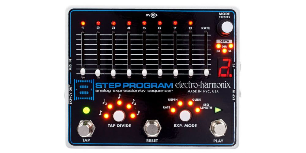 electro harmonix 8 step program 2