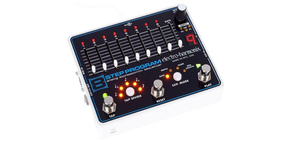 Electro Harmonix 8 Step Program