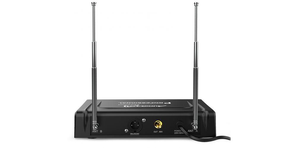 audibax missouri2500 b conexiones
