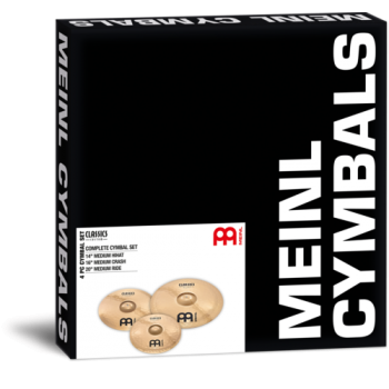 Meinl CC141620 Pack de platos