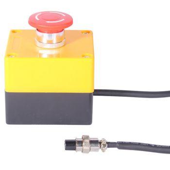 Beamz Interruptor de emergencia para Laser + 20m Cable 152958