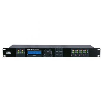DAP Audio DCP-24 MKII Crossover Digital
