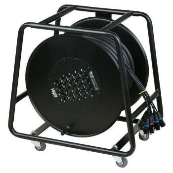 DAP Audio CobraX Carro para escenario 16/4 30m
