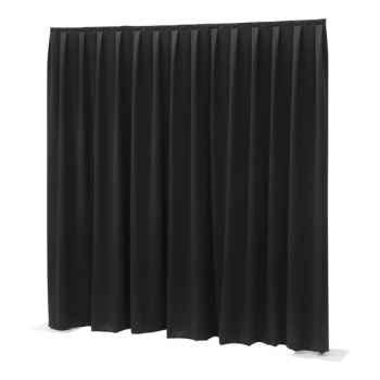 Showtec P D curtain Dimout Cortina Negra 89441