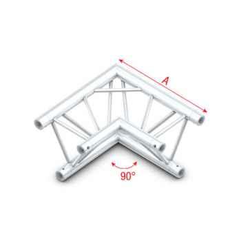 Showtec Corner 90 Esquina Triangular para Truss GT30003