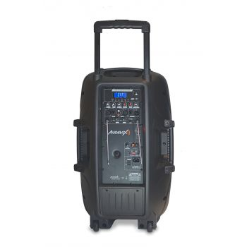 Audibax Denver PORT15 VHF Plus Altavoz Trolley PA 15