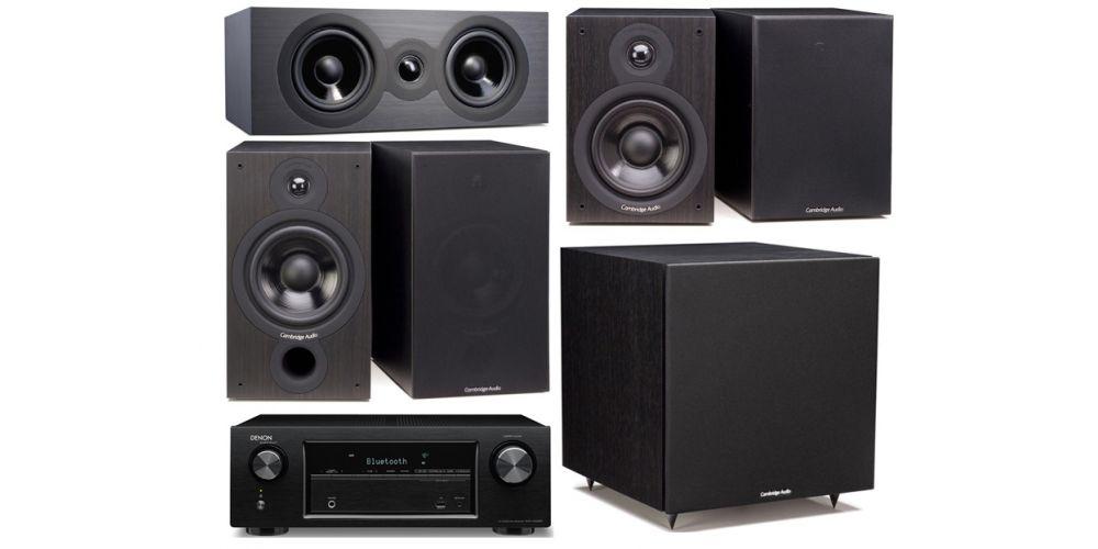 denon avrx540 btCambridge Audio SX 60 cinema pack black sx60 sx70 sx50