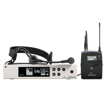 Sennheiser EW 100 G4-ME3-RANGO A Micrófono de Diadema