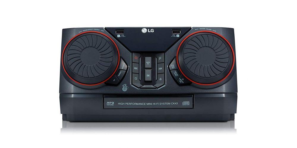 lg ck43 cd