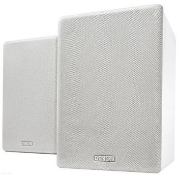 DENON SC-N10 White Lacado. Altavoces Hi-Fi .PAREJA