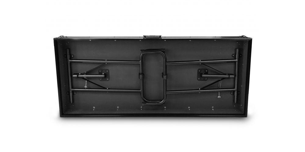 Flightcase convertible mesa Dj
