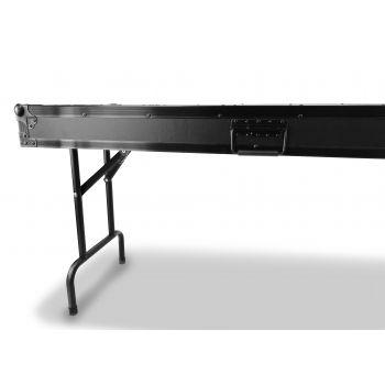 Audibax PRO-TABLE DJ Mesa Universal para DJ Plegable Audibax