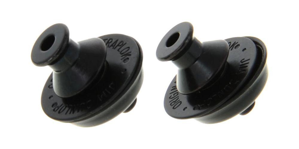 set enganches dunlop dual design negro PAR