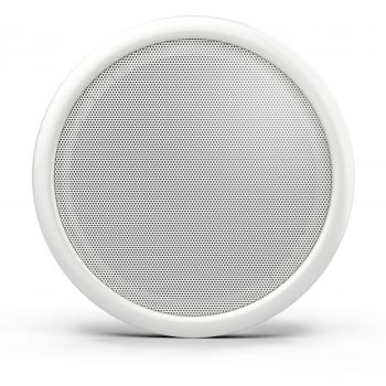 Audibax GA08-T Altavoz Techo Empotrable Blanco 8