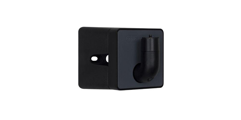 Monitor Audio V MOUNT negro angulo