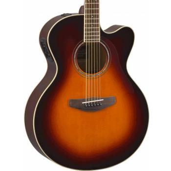 YAMAHA CPX600VS Guitarra Electro acustica