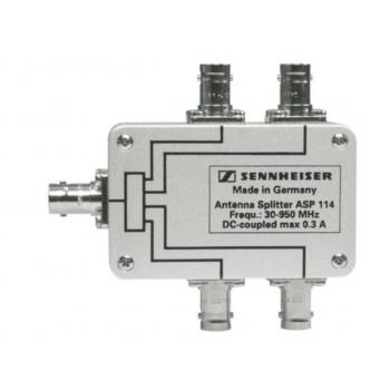 Sennheiser ASP114 Splitter Antena Pasivo 4 Vias