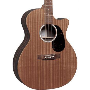Martin GPCX2E Sapele / Macassar Guitarra Electroacústica con Funda