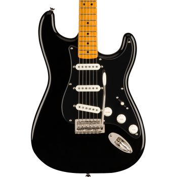 Fender Squier FSR Classic Vibe 50s Stratocaster MN Black with Black