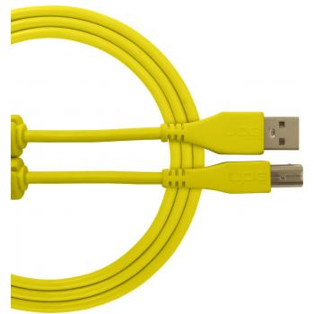 Udg U95003YL Ultimate Cable USB 2.0 A-B Amarillo 3 Metros