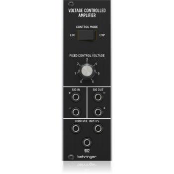 BEHRINGER 902 Amplificador Controlador de Voltaje System 55