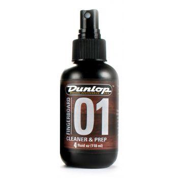 Dunlop 6524 Acondicionamiento de Diapasones Guitarra / Bajo Limpia y Restaura