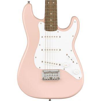 Fender Squier Mini Stratocaster LRL Shell Pink