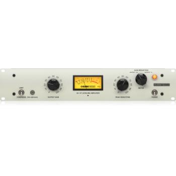 Klark Teknik 2A-KT Amplificador de Nivelación a Valvulas y Atenuador Óptico