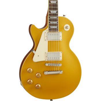 Epiphone Les Paul Standard 50s LH Metallic Gold Guitarra Eléctrica para Zurdos