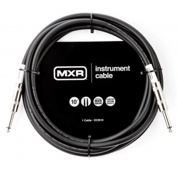 Mxr DCIS10 Jack/Jack Cable para Instrumento 3m