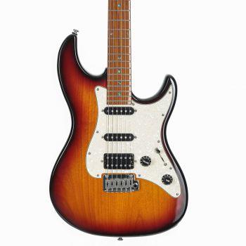 Larry Carlton S7 Guitarra Eléctrica 3-Tone Sunburst