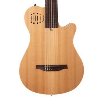 GODIN Multiac Encore Nylon 7. Guitarra Acústica + Funda