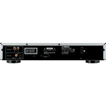 Yamaha CDS-300 Silver Compact disc CD CDS300 USB