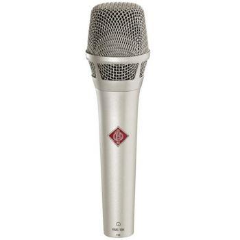 NEUMANN KMS-104 Microfono Cardiode, Vocalista - Directo,Niquel