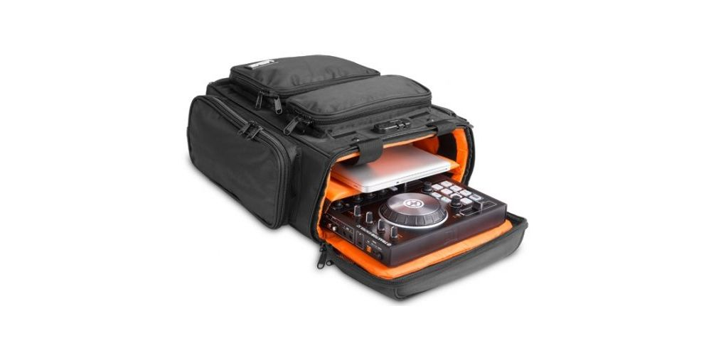UDG U9022 Ultimate ProducerBag Large Black/Orange