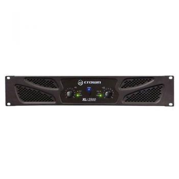 CROWN XLI-2500 Etapa Potencia 500 W A 8 Ohmios