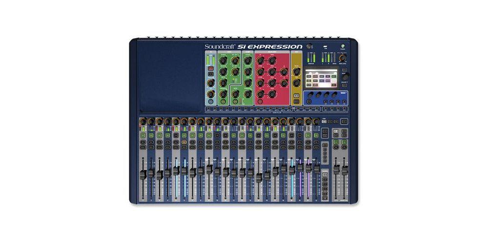 soundcraft siexpression2
