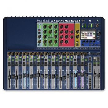 SOUNDCRAFT Si EXPRESSION 2 Mesa Digital