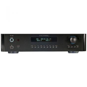 ROTEL RC-1570 Black  Preamplificador