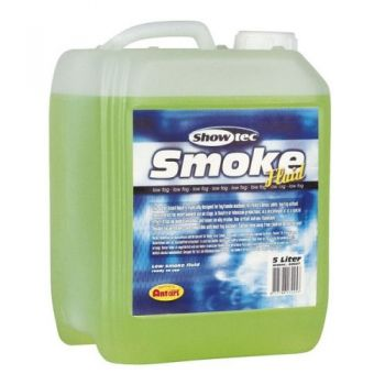 Showtec Low Smoke Fluid 5 Litros 60647