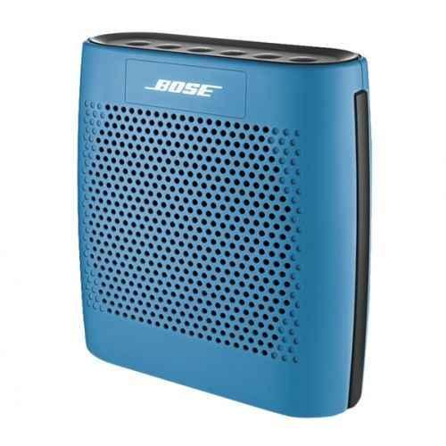 bose soundlinkcolor azul altavoz bluetooth portable
