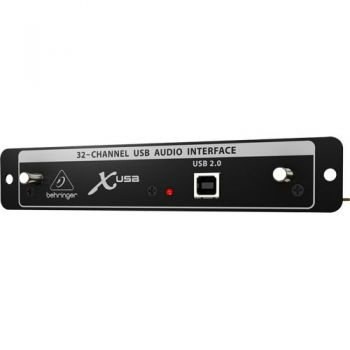 BEHRINGER X-USB Tarjeta de Expansion, INTERFACE