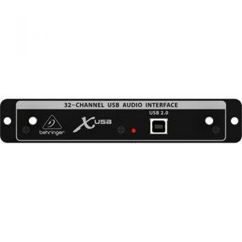 BEHRINGER X-USB Tarjeta de Expansion, INTERFACE