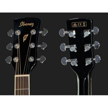 Ibanez PF15ECE Bk Guitarra Acústica Electrificada