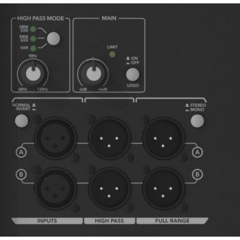 Mackie SRM1850 Subwoofer Amplificado
