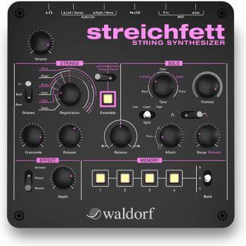 Waldorf Streichfett Sintetizador