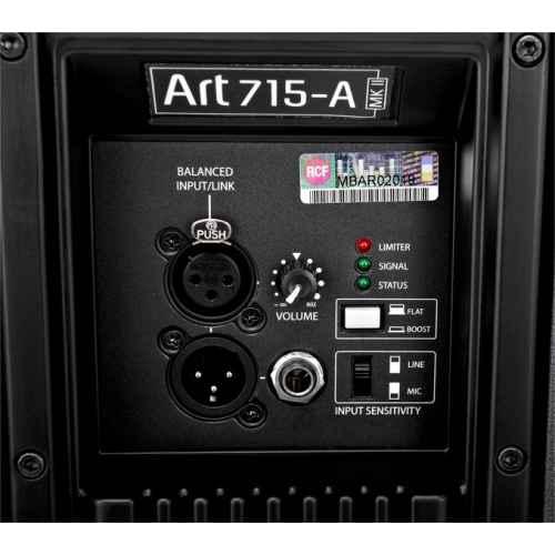 RCF ART 715A MK2 Altavoz Activo