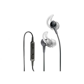 BOSE Soundtrue Ultra IE And Negro